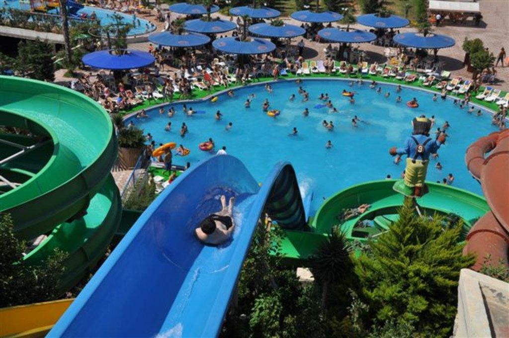 Af Hotel Aquapark Baku