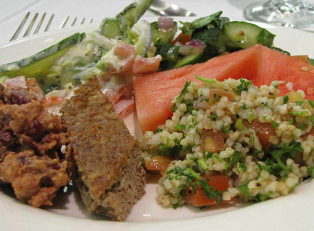Cuisine for Azerbaijan cuisine