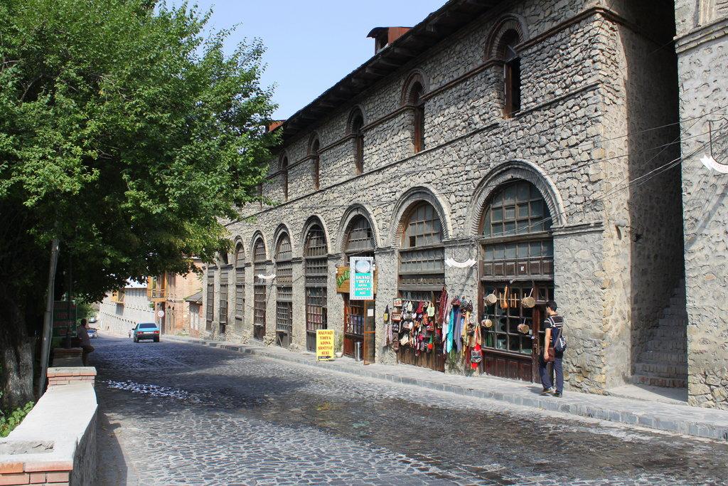 Beautiful 1000 Amazing Places 725 Caravanserai Hotel Sheki Azerbaijan