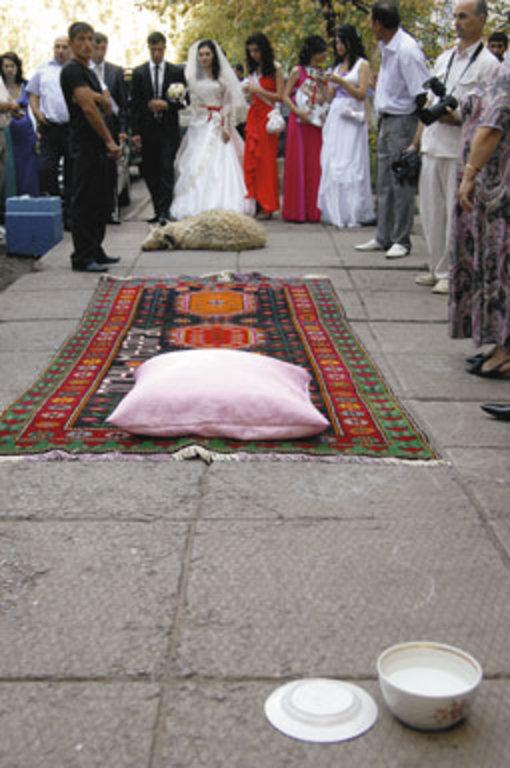 Поздравление на азербайджанской свадьбе 4
