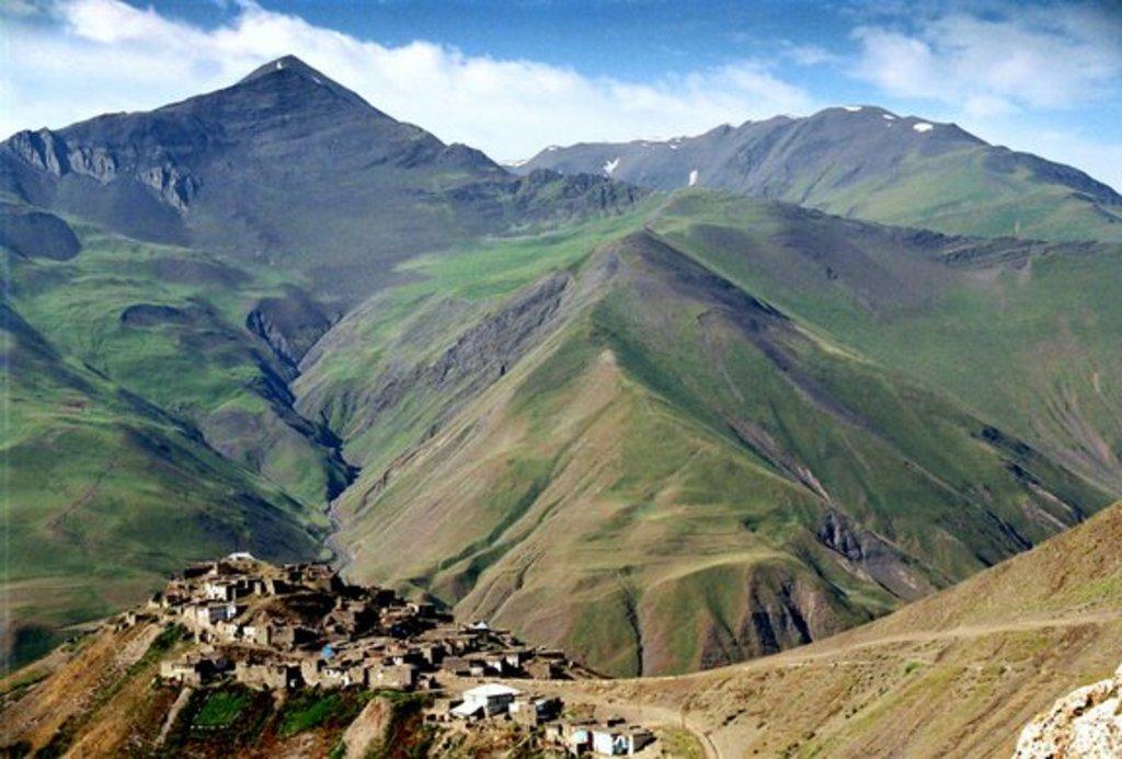 Xinalyg - Laza tour
