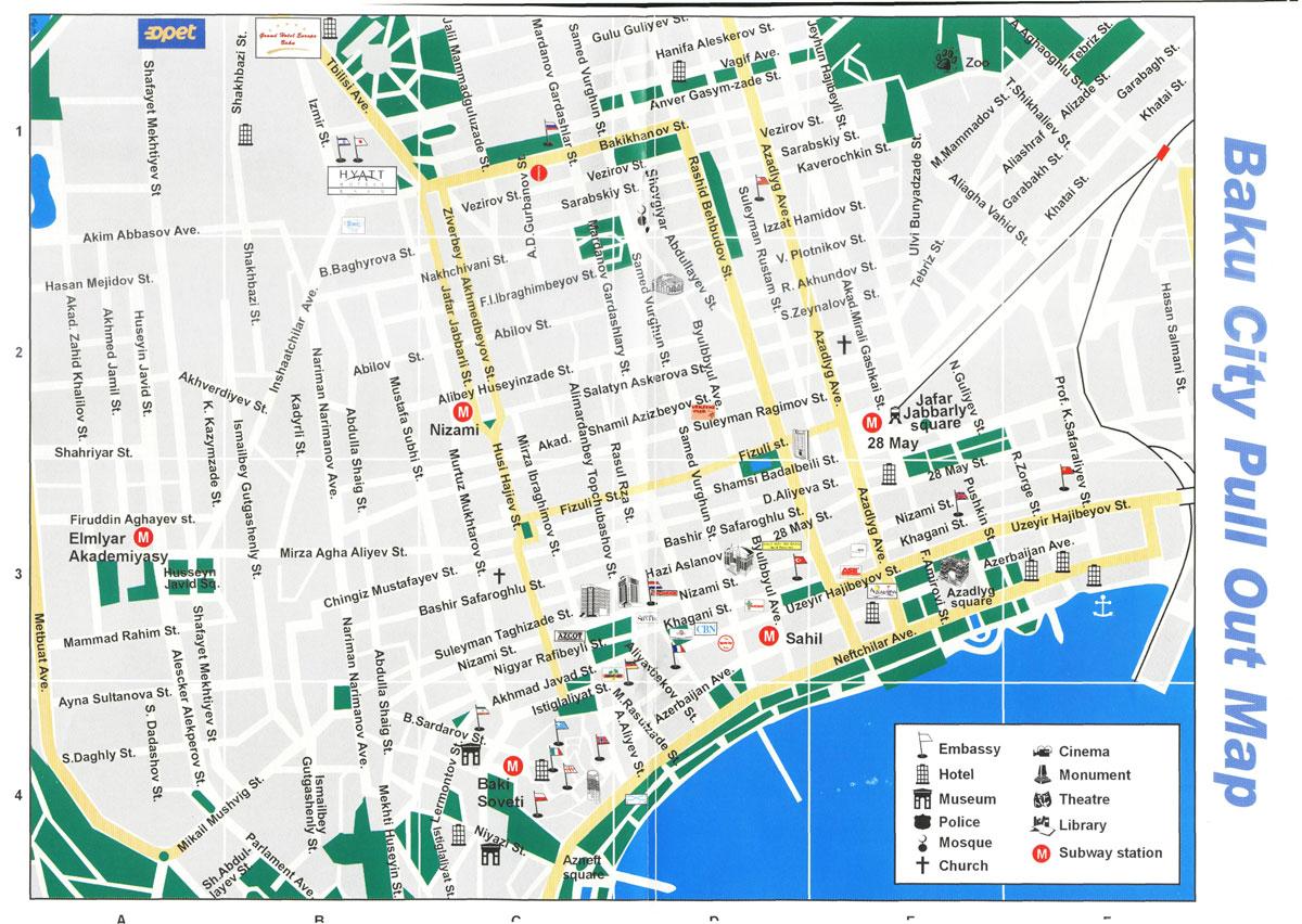 Azerbaijan maps for Azeri cuisine caledonian road